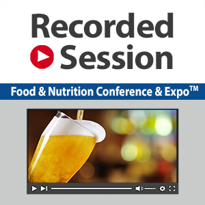 Beer Hollywood and Nutrition Research  Its All the Same Story Webinar