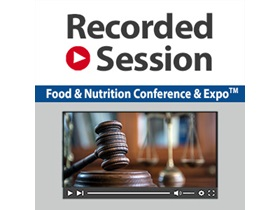 Free Speech Challenges to Professional Regulation Suing Over Dietetics Licensure Webinar