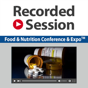 Nutrition Interventions Amidst an Opioid Crisis The Emerging Role of the RDN Webinar