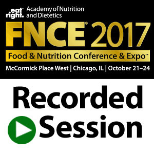 FNCE Recorded Sessions from 2017