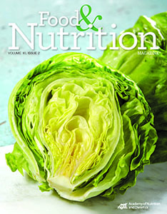 Cover of Food & Nutrition Magazine®: 2021 Volume 10, Issue 2