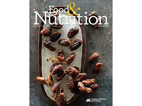 Food and Nutrition Cover