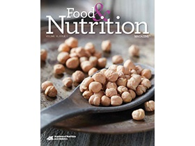 Food & Nutrition Magazine, Volume 10, Issue 1