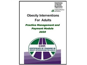 Obesity Interventions for Adults: Practice Management and Reimbursement