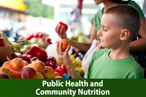 Public Health and Community Nutrition DPG