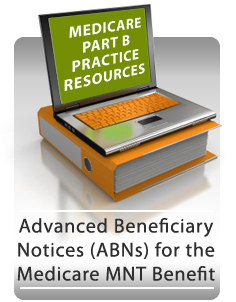 ABNs for Medicare MNT Benefit