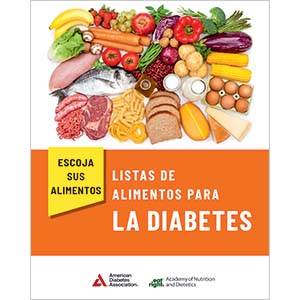 Choose Your Foods: Food Lists for Diabetes (Spanish)
