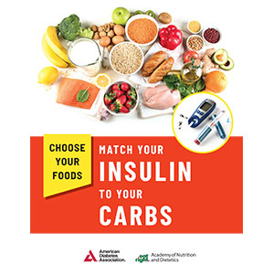 Choose Your Foods: Match Your Insulin to Your Carbs