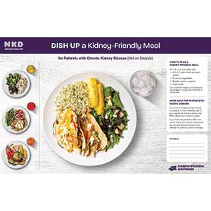 Dish Up a Kidney-Friendly Meal