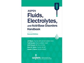 ASPEN Fluids, Electrolytes, and Acid-Base Disorders Handbook, Second Edition Cover
