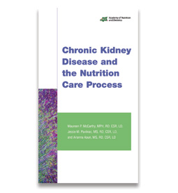 Chronic Kidney Disease and the Nutrition Care Process