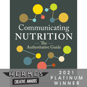 Cover of Communicating Nutrition: The Authoritative Guide