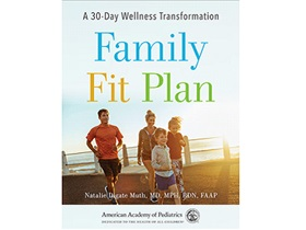 Family Fit Plan: A 30-Day Wellness Transformation Cover