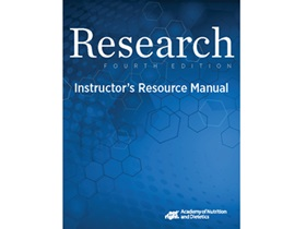 Research 4th edition Instructor