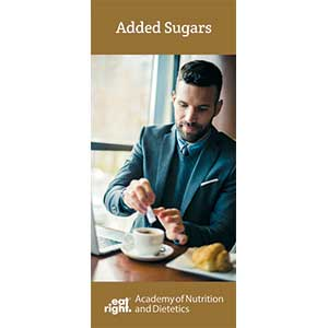 Added Sugars Brochure