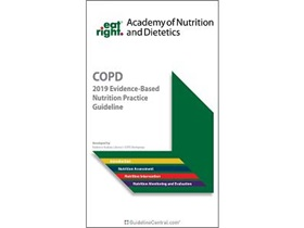 Nutrition in Chronic Obstructive Pulmonary Disease Cover