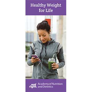 Healthy Weight for Life Brochure