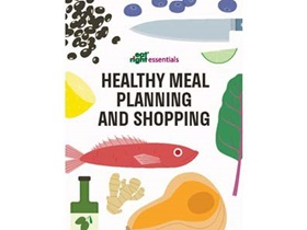 Healthy Meal Planning and Shopping