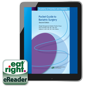 Pocket Guide to Bariatric Surgery eReader cover