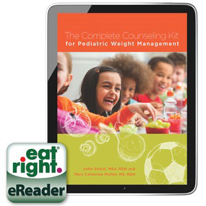 Complete Counseling Kit for Pediatric Weight Management eReader Cover