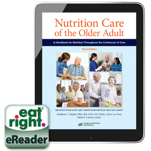 Nutrition Care for the Older Adult eBook