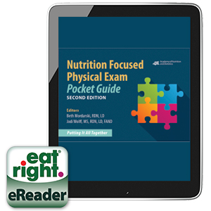 Nutrition Focused Physical Exam Pocket Guide, 2nd Ed.
