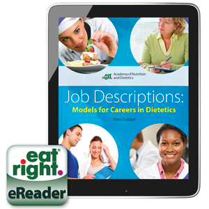 Job Descriptions eReader cover