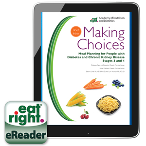 Making Choices Meal Planning for Diabetes and CKD