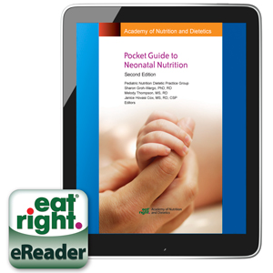 Neonatal Nutrition Second Edition eReader cover
