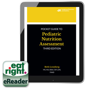 Pocket Guide to Pediatric Nutrition Assessment, 3rd Ed. (eBook)