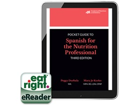Pocket Guide to Spanish for the Nutrition Professional