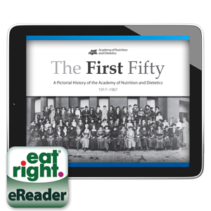 The First Fifty eReader cover
