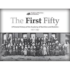 "The cover of the book ""The First Fifty"""