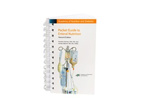 Image of Pocket Guide to Enteral Nutrition Cover