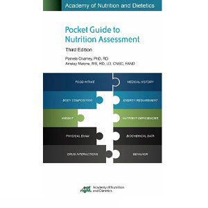 Cover of the Pocket Guide to Nutrition Assessment, 3rd Ed.