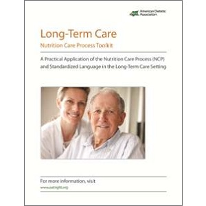Long Term Care Toolkit Cover