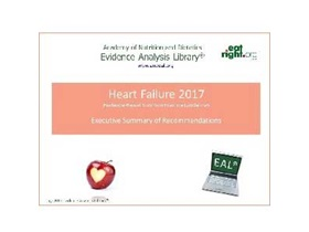 Heart Failure 2017 Guideline Presentation