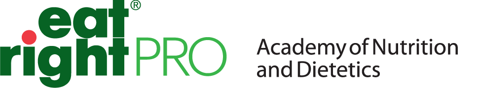 EatrightPRO - Academy of Nutrition and Dietetics Logo
